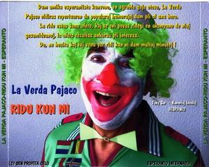 Verda Pajaco